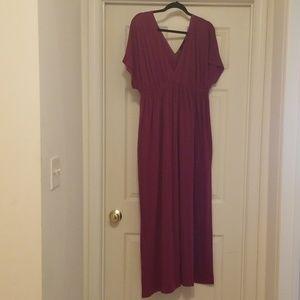 Mossimo Maxi dress, size XL